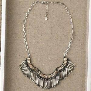 Stella and Dot Twilight fringe necklace